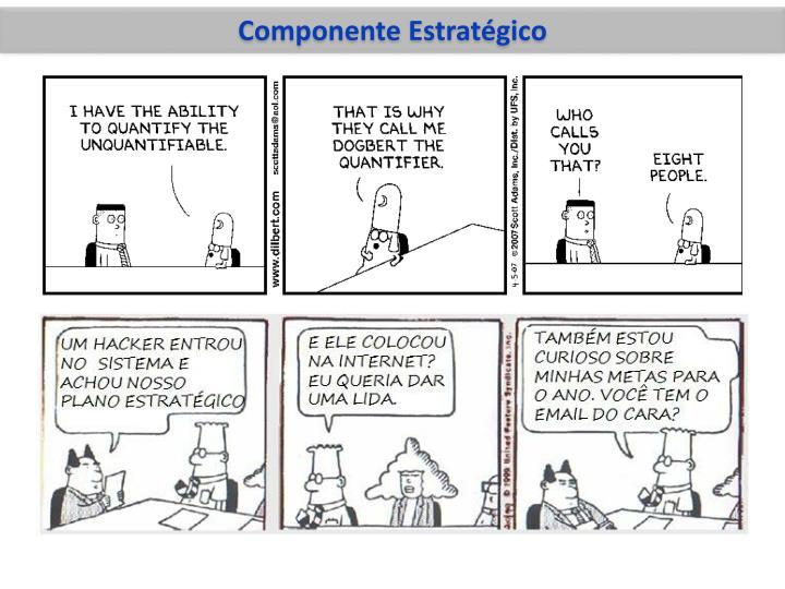 Componente Estratégico