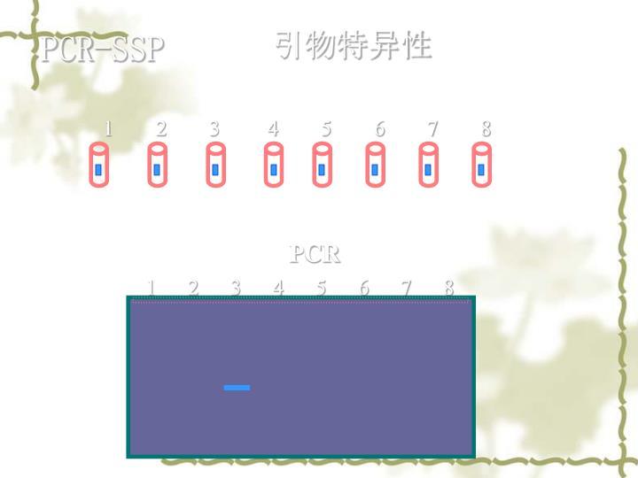 PCR-SSP