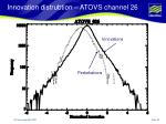 innovation distrubtion atovs channel 26