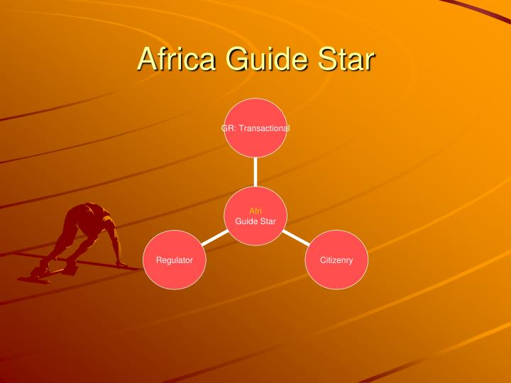 Africa Guide Star