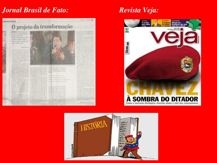 Jornal Brasil de Fato: