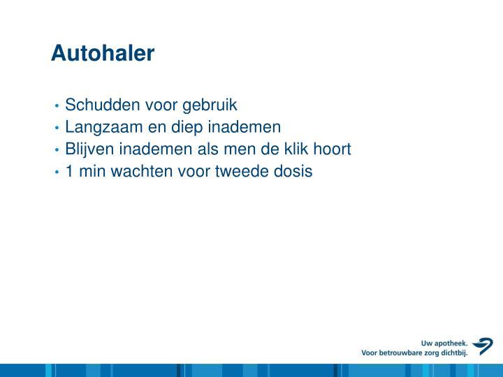 Autohaler