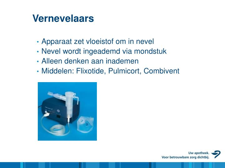 Vernevelaars