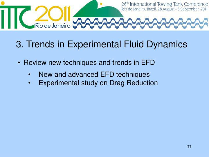 3. Trends in Experimental Fluid Dynamics