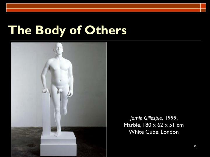 The Body of Others