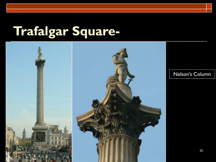 Trafalgar Square-