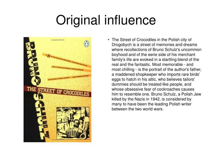 Original influence