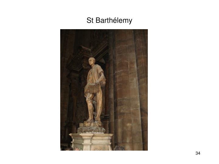 St Barthélemy