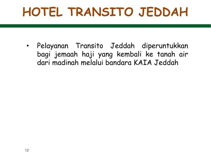 HOTEL TRANSITO JEDDAH