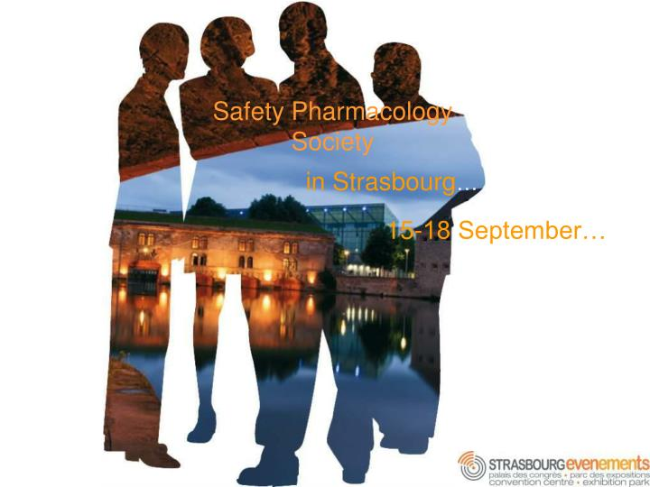 Safety Pharmacology Society
