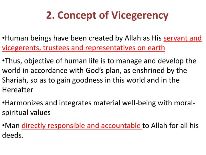 2. Concept of