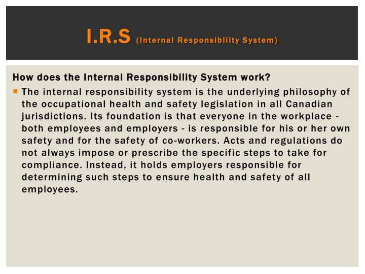 I.R.S