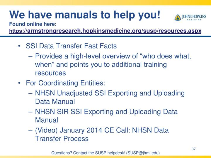 We have manuals to help you!