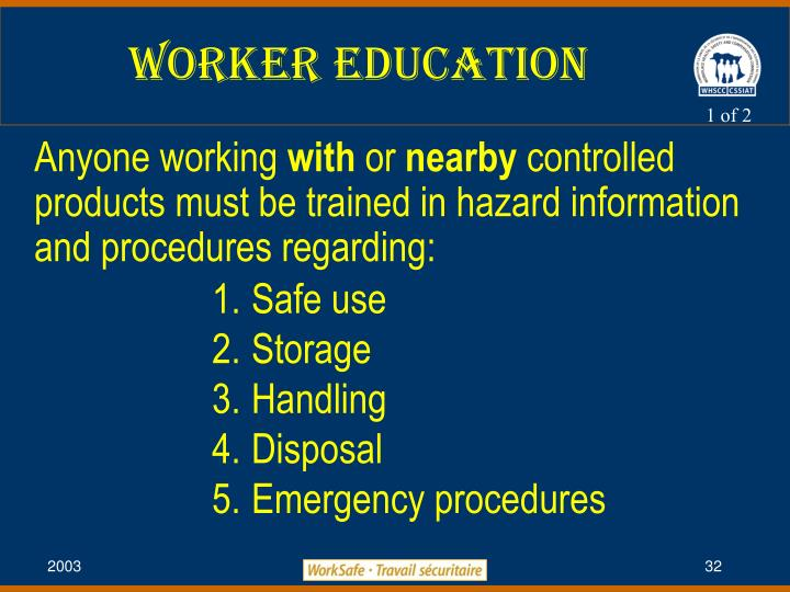 Worker Education