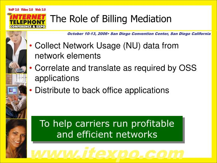 The Role of Billing Mediation