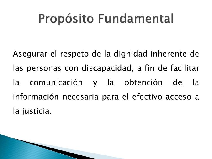 Prop sito fundamental