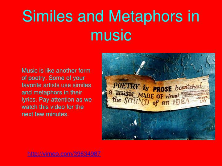 similes and metaphors in to kill