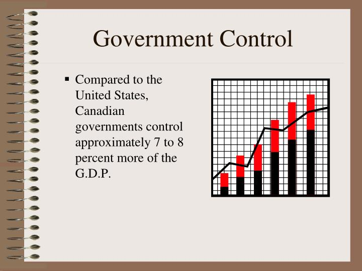 Government Control