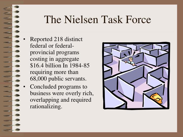 The Nielsen Task Force