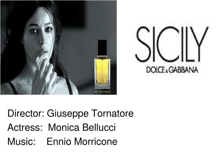 Director: Giuseppe Tornatore