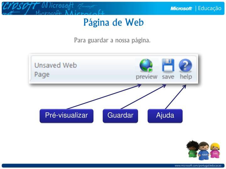 Página de Web