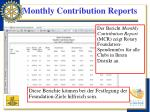 monthly contribution reports1