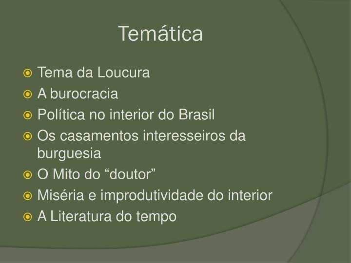 Temtica
