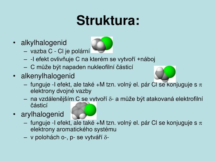 Struktura: