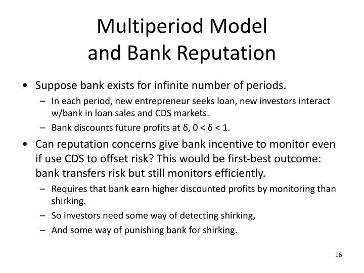 Multiperiod Model
