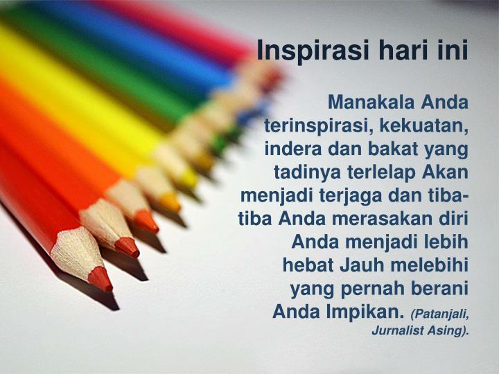 Inspirasi
