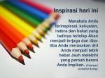 inspirasi hari ini1