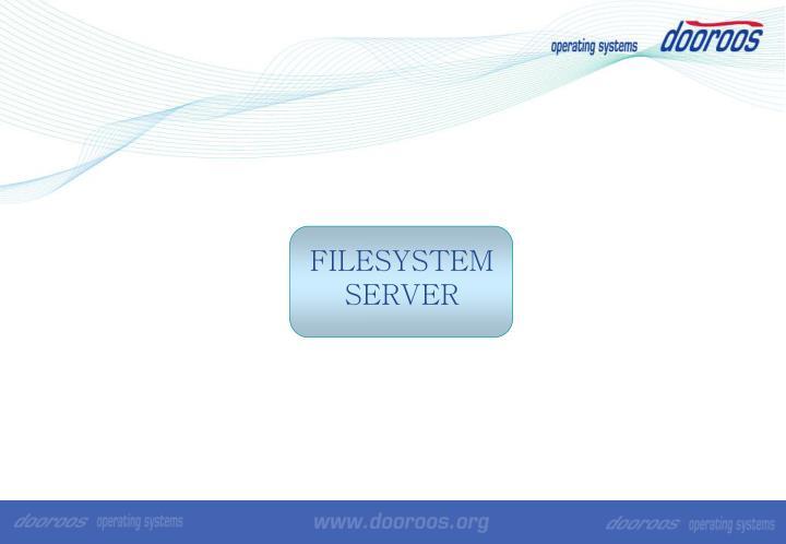 FILESYSTEM