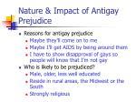 nature impact of antigay prejudice