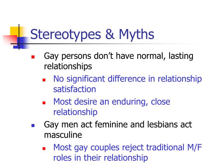 Stereotypes myths1