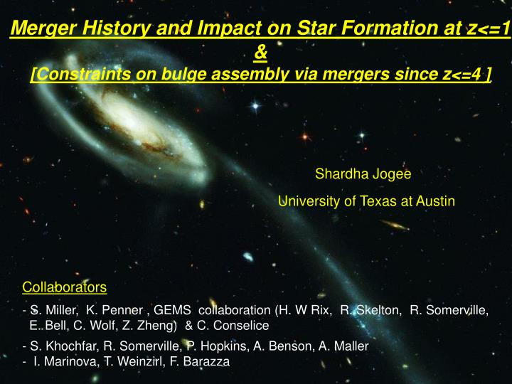 Merger History and Impact on Star Formation at z<=1