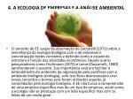 4 a ecologia de empresas e a an lise ambiental