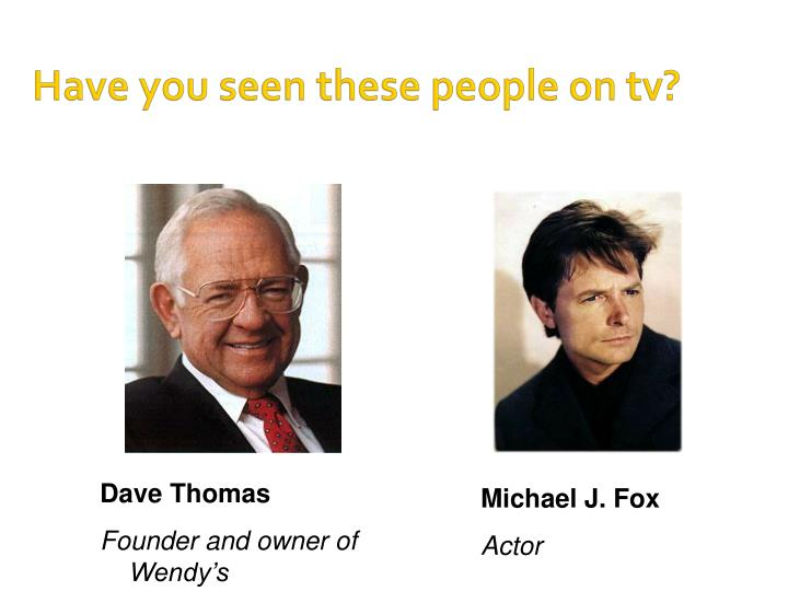 Have you seen these people on