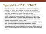 stypendy ci opus sonata1