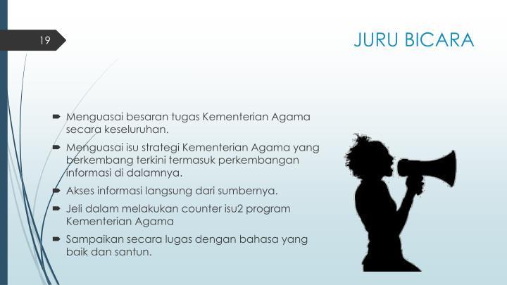 JURU BICAR