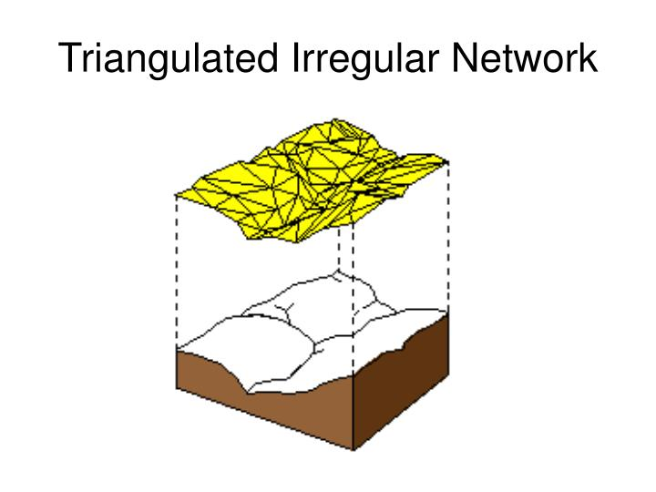 Triangulated Irregular Network