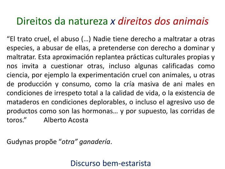 Direitos da natureza