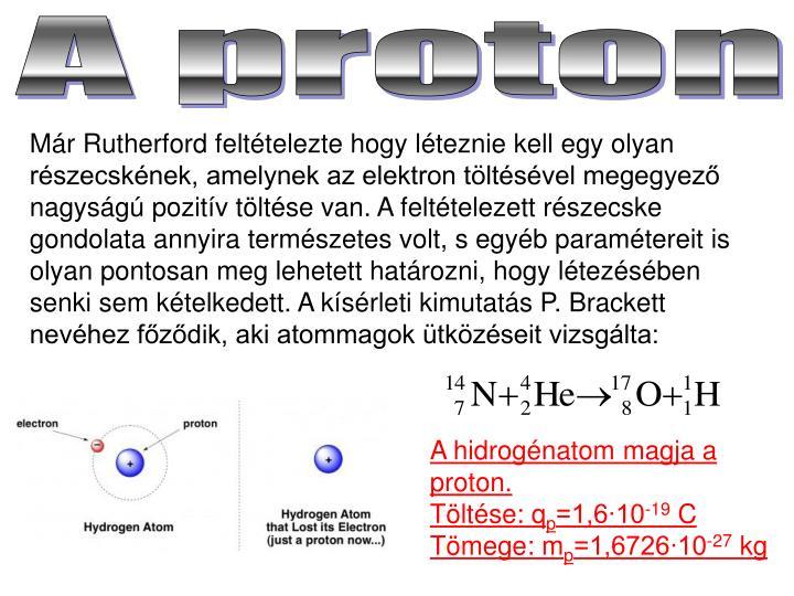 A proton