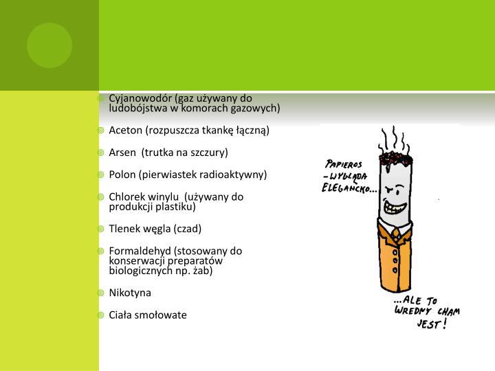 Cyjanowodór (gaz używany do ludobójstwa w komorach gazowych)