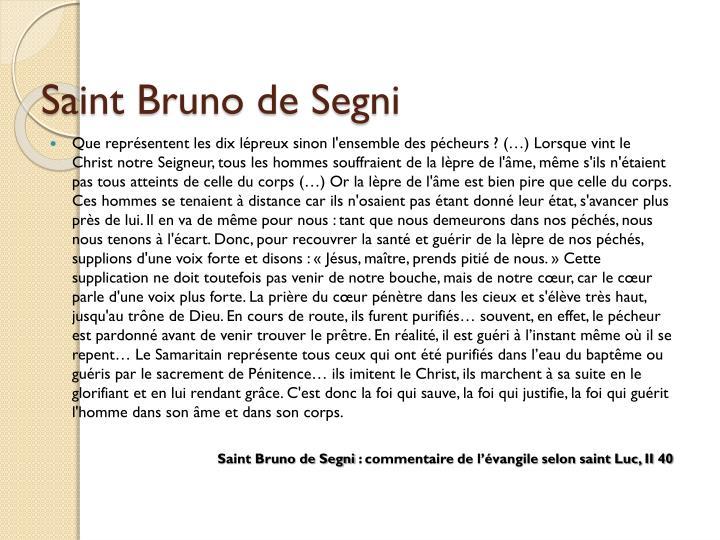 Saint Bruno de Segni