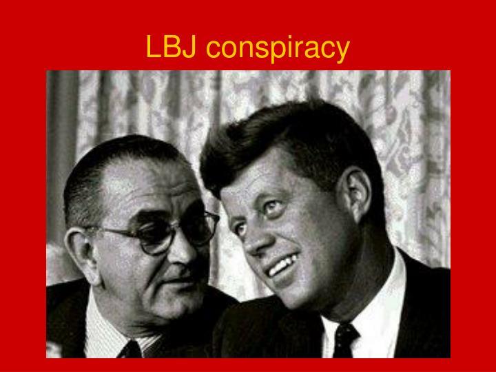 LBJ conspiracy