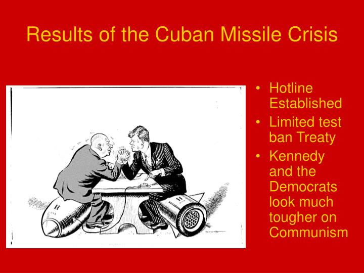 Results of the Cuban Missile Crisis