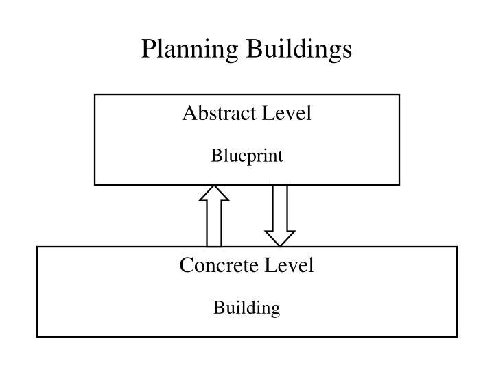 Planning Buildings