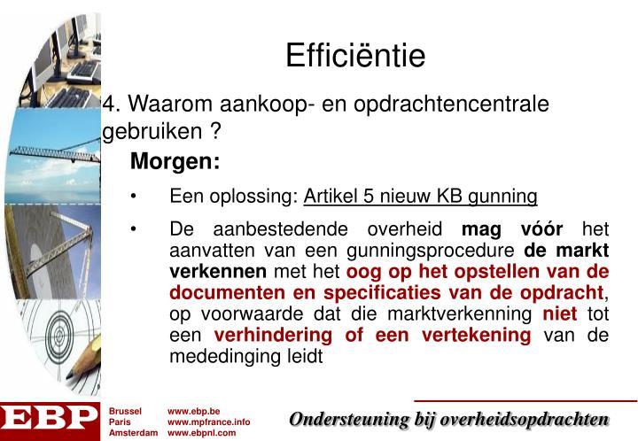 Efficiëntie