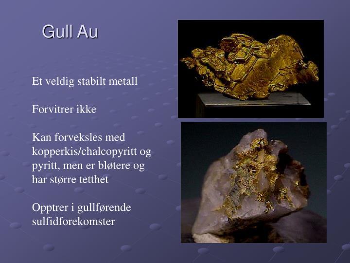 Gull Au