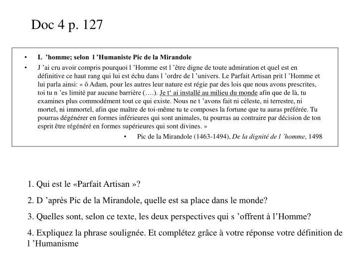 Doc 4 p. 127